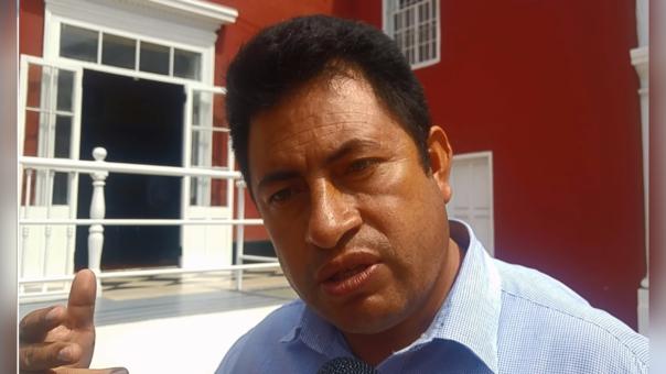 Consejero regional Manuel Quijano