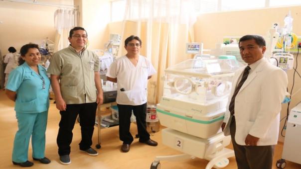 Dos nuevos lactarios inaugurados en hospital