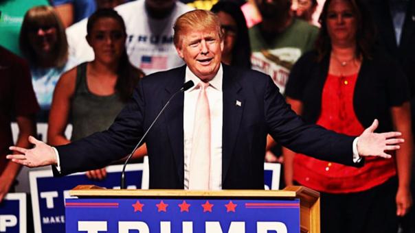 Donald Trump es considerado por los analistas políticos como el máximo representante de la corriente populista en la política mundial.