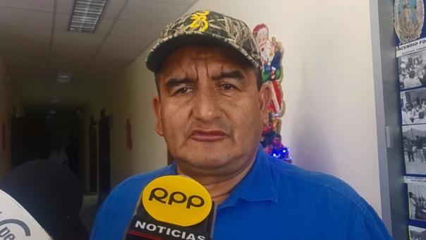 Humberto Acuña disconforme con ubicación
