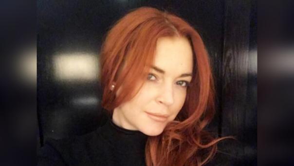 Lindsay Lohan protagonizó la cinta 'Mean Girls' en 2004.
