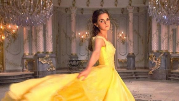 La cinta, protagonizada por Emma Watson y Dan Stevens, cuenta también con la participación de Ian McKellen, Ewan McGregor y Emma Thompson.