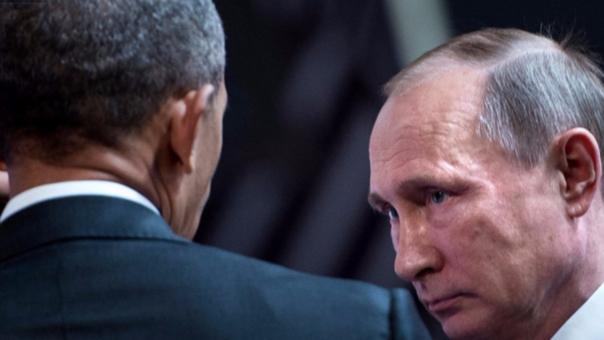 Barack Obama y Vladimir Putin se reunieron por última vez en APEC 2016.