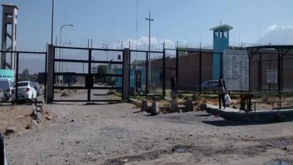 Interno muere en el penal de varones de Socabaya   RPP Noticias