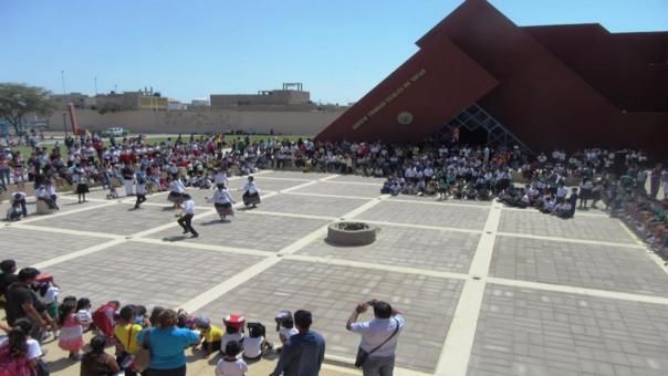 Crece la cifra de visitas al Museo Tumbas Reales de Sipán