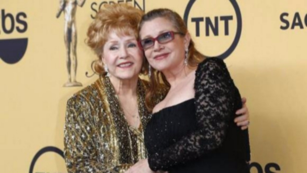 Debbie Reynolds y Eddie Fisher fueron padres de Carrie Fisher y Todd Fisher.