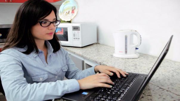En el país hay 648 teletrabajadores que laboran en 145 empresas.
