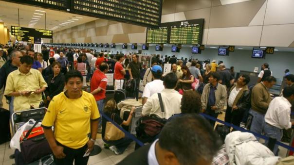 Aeropuerto Jorge Chávez