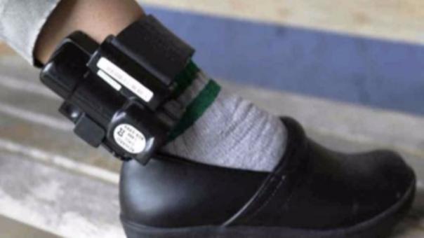 Los grilletes electrónicos serán usados en ciertos casos y bajo ciertas condiciones.