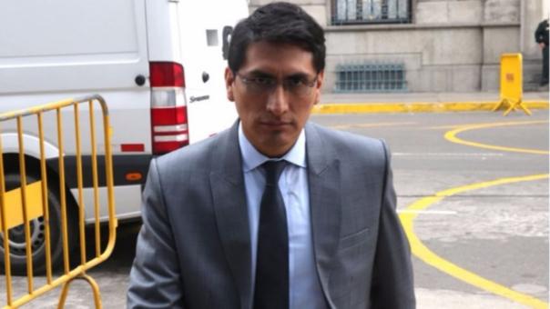 Exprocurador Joel Segura