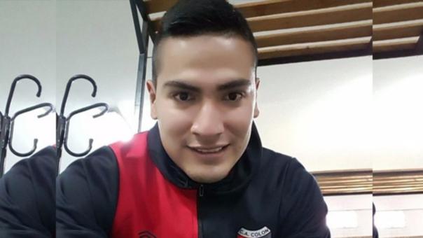 Diego Mayora todavía no sabe dónde jugará en el 2017 ¿Colón o Melgar?