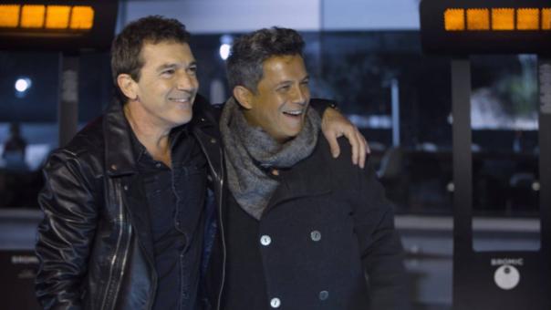 Antonio Banderas, José Andrés,  Alejandro Sanz, e Iker Casillas fueron parte del primer programa de 'Mi casa es la tuya'.