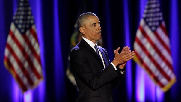 Conocidos actores, cantantes, escritores y presentadores de TV se animaron a mostrarle su apoyo a Barack Obama.