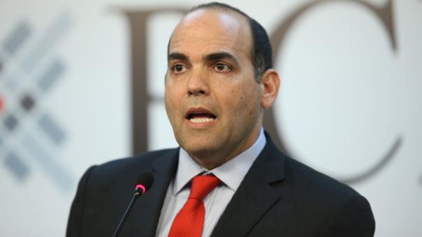 Premier Fernando Zavala brinda detalles sobre Comisión de Protección Social que conformará el gobierno.