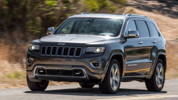 El Jeep Grand Cherokee del 2016, uno de los modelos que habrían sido manipulados, según la acusación.