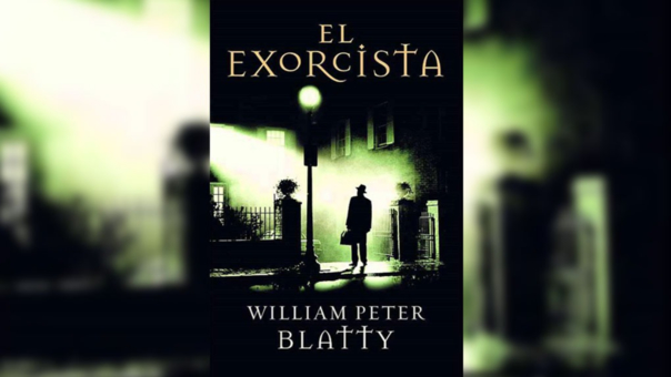 El Exorcista, la novela de William Peter Blatty, fue publicada en 1972