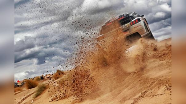 La etapa once será la última con dunas.
