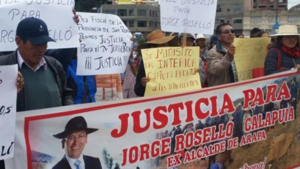 Familiares piden que las autoridades den con el paradero de los asesinos.
