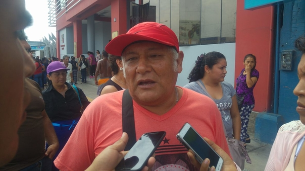 Fernando Medina Castillo padre de la regidora suspendida y presa Fanny Medina.