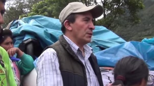 Edilberto Saca Cobos