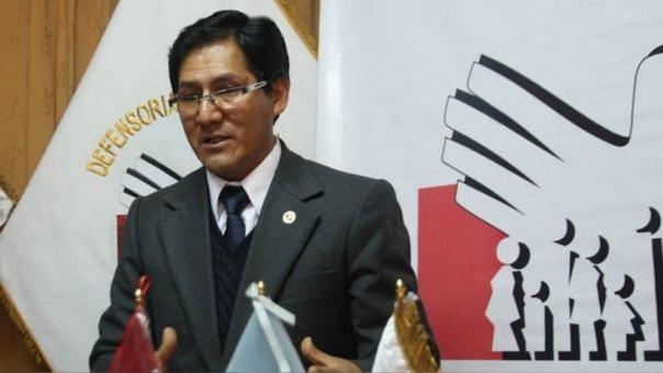 Defensoría del Pueblo exhorta a alcaldes a liderar acciones de seguridad.