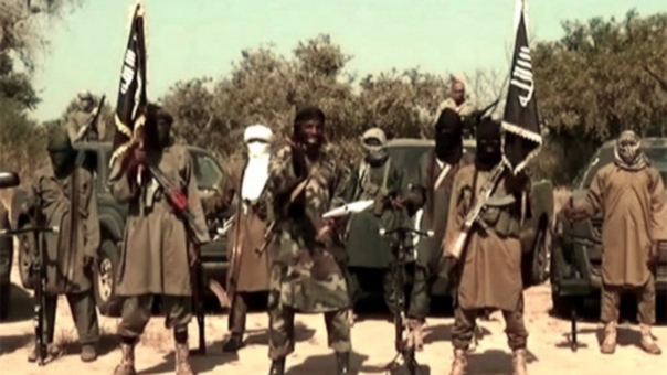 Los militantes de Boko Haram están ubicados principalmente en la zona norte de Nigeria.
