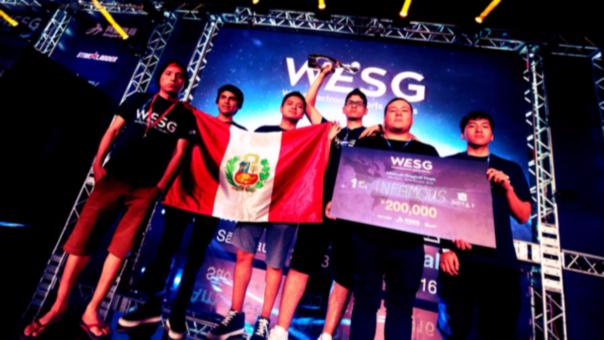 Infamous Gaming quedó cuarto en el WESG celebrado en China el fin de semana pasado.