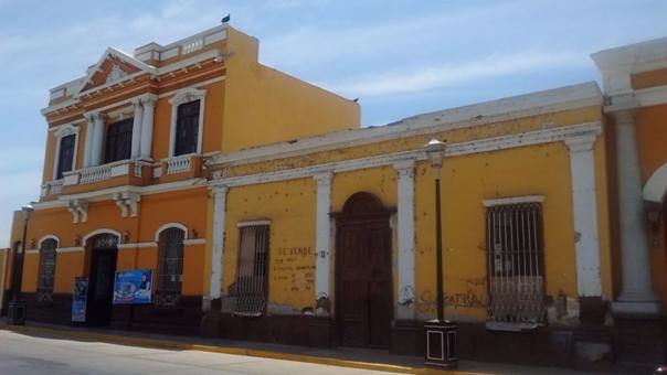 Inspecciones en colegios de la ciudad de Lambayeque