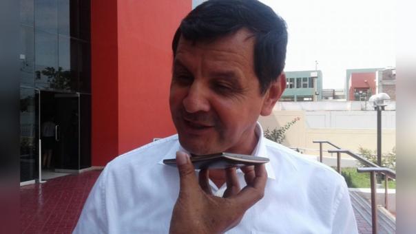 Exjefe policial en La Libertad, Róger Torres Mendoza