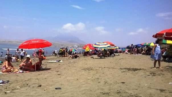 Playa Huanchaco