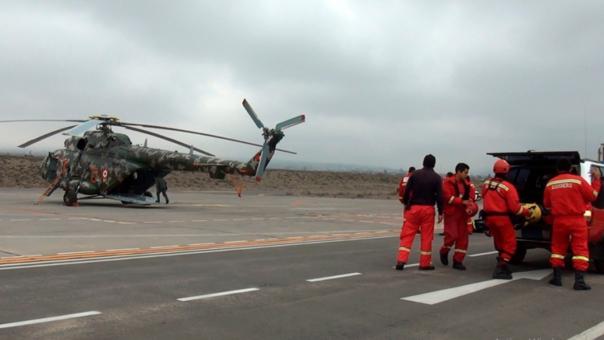 Labores de rescate continúan