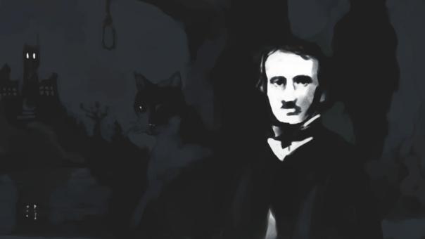 Allan Poe desarrolló la técnica en el cuento de terror y suspenso.