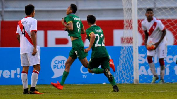 Perú - Sudamericano Sub-20.