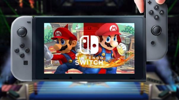 Nintendo Switch portada