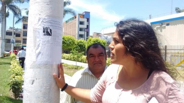 Desaparición de abogada chiclayana
