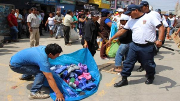 Apoyarán a los comerciantes informales