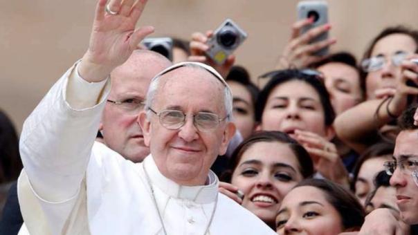 Francisco es el papa desde 2013.