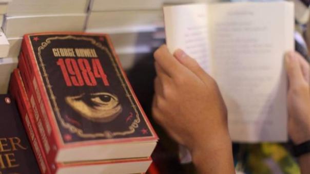 El 1984 es uno de los clásicos de la literatura moderna.
