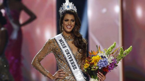 Iris Mittenaere, flamante Miss Universo
