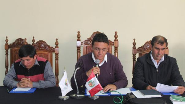 Mesa directiva consejo regional