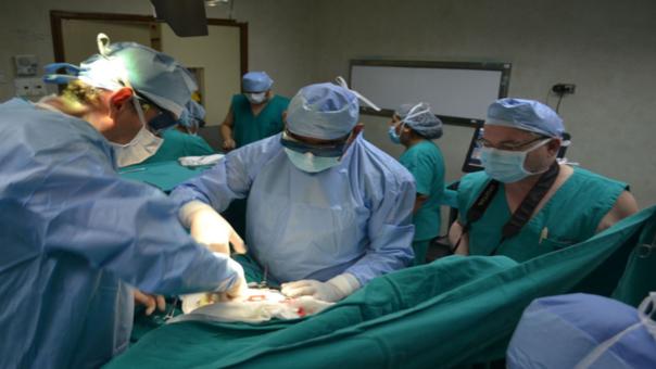 Cirugía compleja