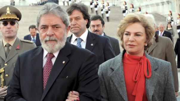 Lula da Silva gobernó Brasil entre 2003 y 2011. Maria Leticia Rocco fue su primera dama.