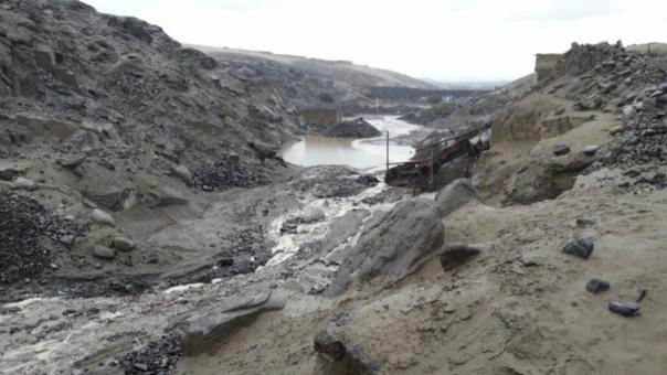 Quebrada San Ildefonso