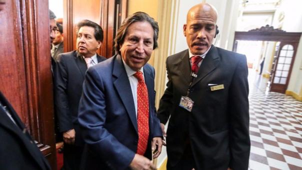 Alejandro Toledo fue presidente entre 2001 y 2006.