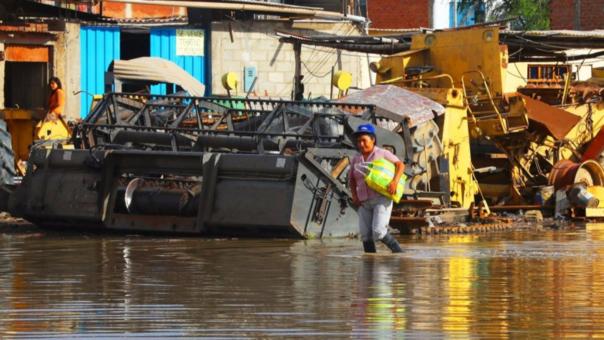 Las lluvias a lo largo de la costa peruana y en algunas regiones de la sierra han causado huaicos e inundaciones en lo que va del verano.
