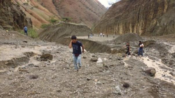 La ciudad de Bagua se encuentra sin agua potable.