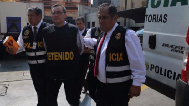 El exviceministro de Comunicaciones del MTC, Jorge Cuba, es la última persona detenida por el caso Odebrecht.