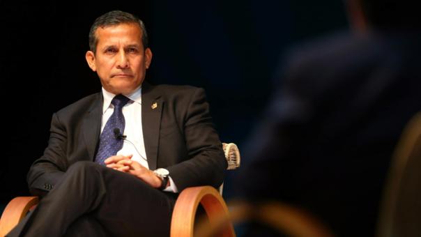 El expresidente Ollanta Humala es investigado por la Fiscalía por los aportes que el Partido Nacionalista recibió en las campañas del 2006 y 2011.