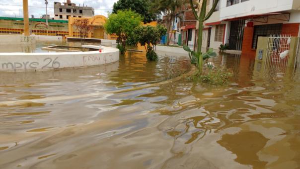 Inundación Urb. Magisterial
