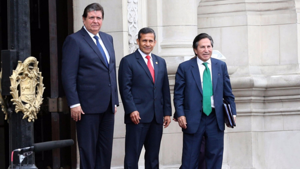 Odebrecht admitió que pagó sobornos para ganar licitaciones durante los Gobiernos de Alejandro Toledo (2001-2006), Alan García (2006-2011) y Ollanta Humala (2011-2016).